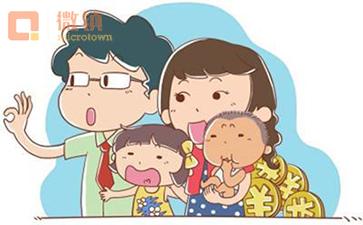 P2P网投收益在不同家庭阶段中算什么?